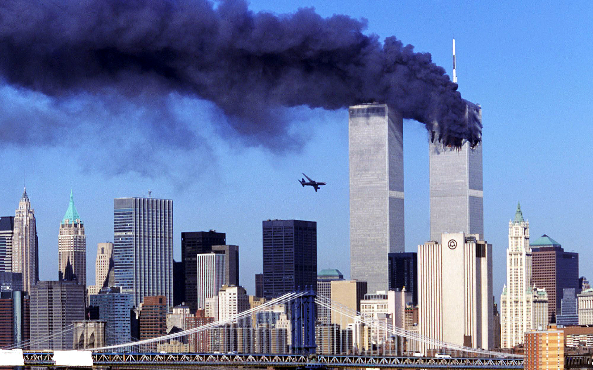 an analysis of my childhood experience witnessing the september 11 terrorist attacks